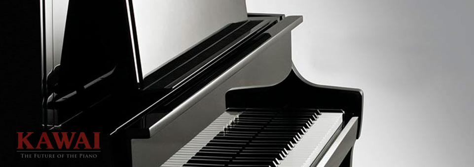 Kawai Upright and Grand Pianos