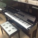 Yamaha upright piano model UX1