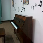 Young Chang piano model E101